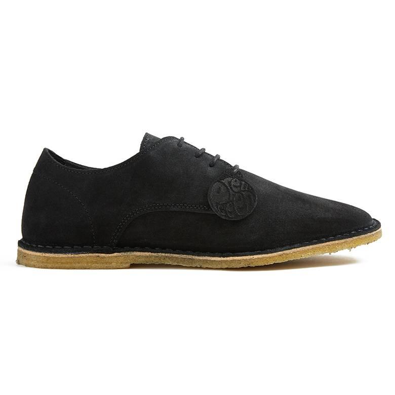 Mens Suede Shoe