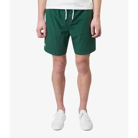 Dark Green  Logo Swim Shorts
