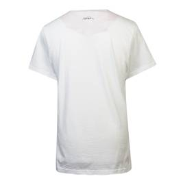 White Hendrix Electric Graphic T-Shirt