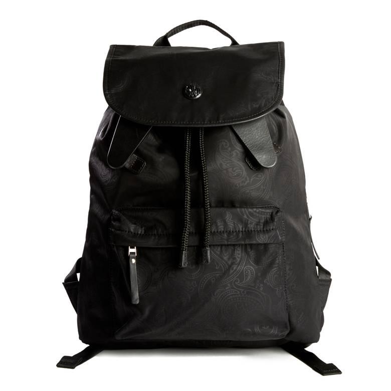 e2d2ff825d Mens Paisley Jaquard Backpack ...