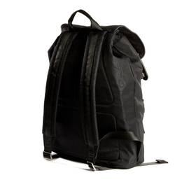 Black Paisley Jacquard Backpack