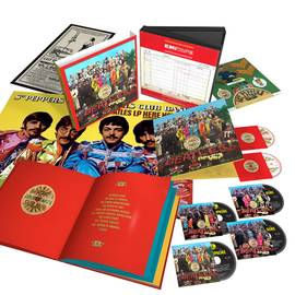 The Beatles - Sgt. Pepper'S Lonely Hearts (ANNIVERSARY SUPER DELUXE EDITION)