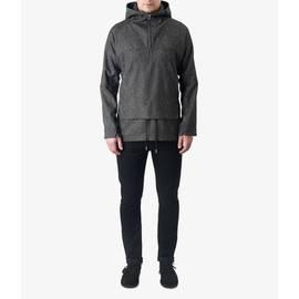 Charcoal  Ebuny Hooded Jacket