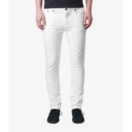 White  Selvedge Jeans