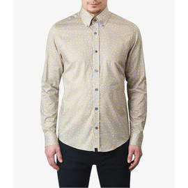 Grey Liberty Print Silverton Shirt