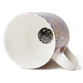 Vintage Paisley Mug