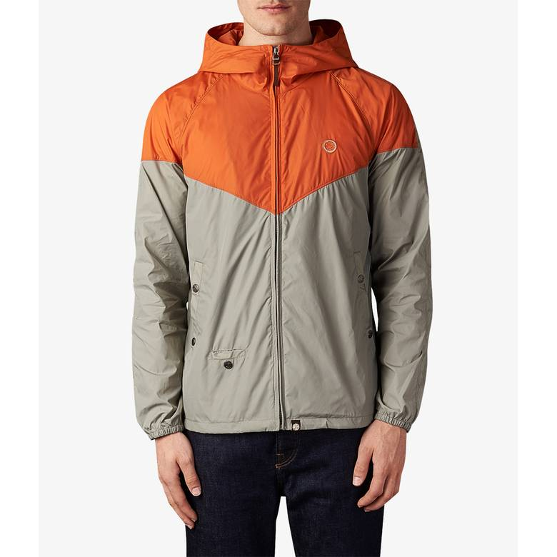 Mens Contrast Colour Jacket
