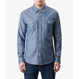 Blue Eldridge Shirt