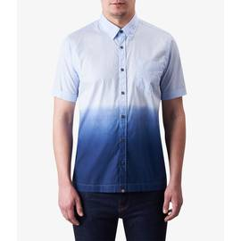 Navy Short Sleeve Camrose Shirt