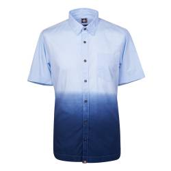 Navy Short Sleeve Camrose Shirt