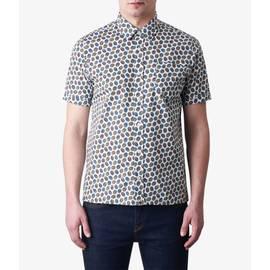 White Short Sleeve Ellaston Shirt