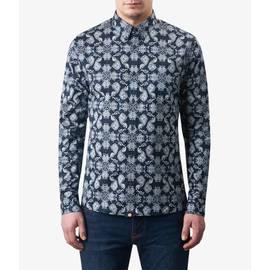 Navy Palatine Shirt