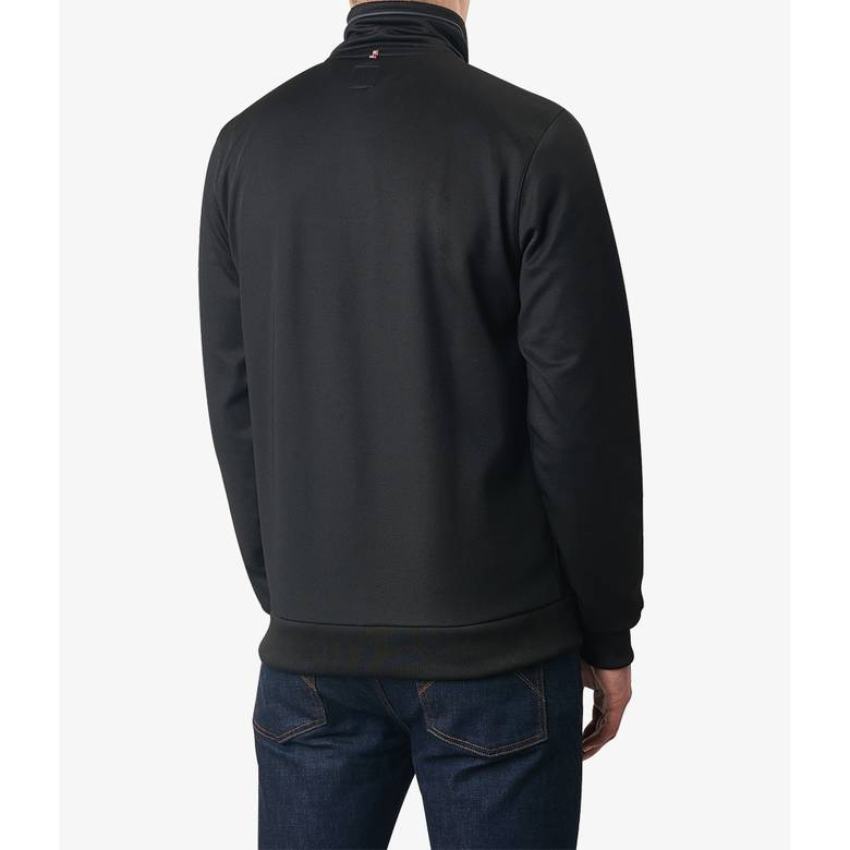 Mens Two Colour Track Top