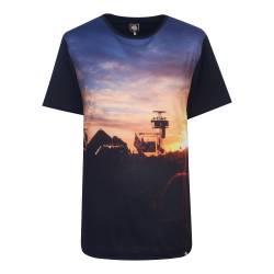 Black  Pilton T-Shirt