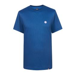 Blue Somerton Crew Neck T-Shirt