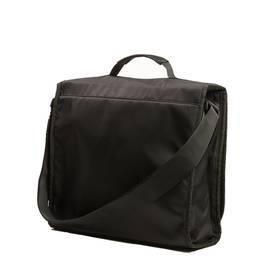 Black Record Bag
