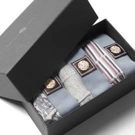 Grey  3 Pack Boxer Shorts Gift Set