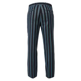 Navy  Boating Stripe Tailored Trouser