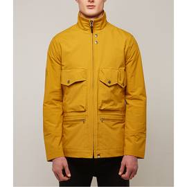 Yellow Seam Sealed M65 Jacket