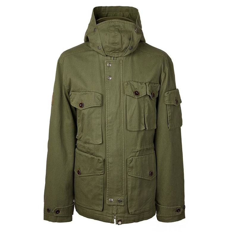 Mens Hooded M65 Jacket