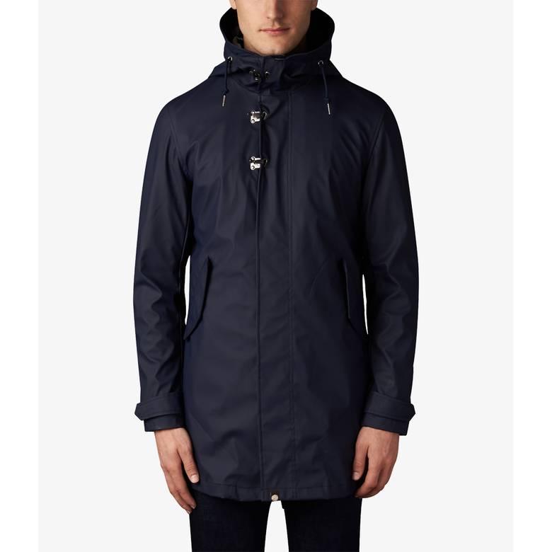 Mens Mens Water Resistant Hooded Jacket