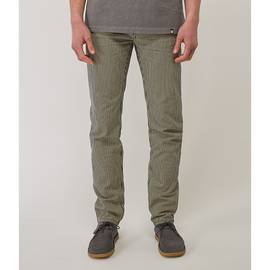 Navy  Striped Skinny Fit Jeans