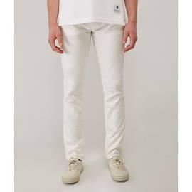 White  Castlefield Skinny Fit White Wash