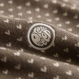 Grey  Birdseye Knitted Polo Shirt