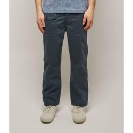 Navy  Multi Pocket Cargo Trousers