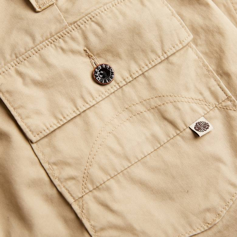 Mens Multi Pocket Cargo Trousers