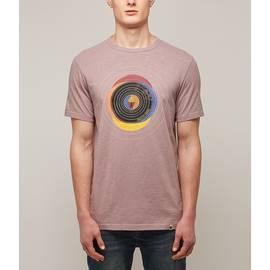 Pink  Vinyl Print T-Shirt