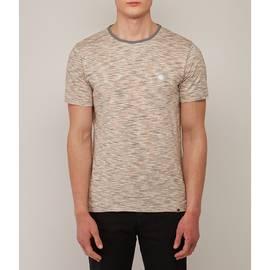 Grey  Space Dye T-Shirt