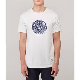 White Katie Eary Papilio Logo T-Shirt