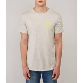 Grey Marl  Beatles Rainbow Print T-Shirt