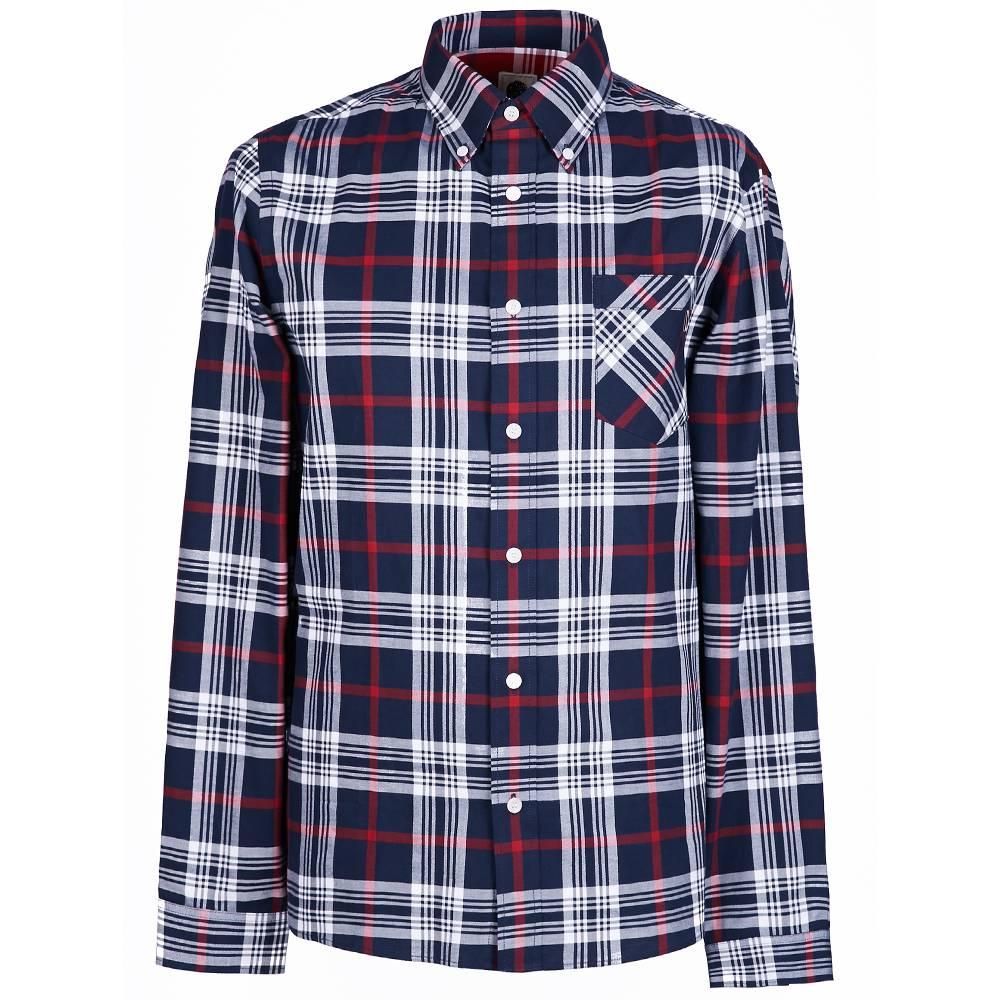 64eb90c9b69 Large Check Shirt