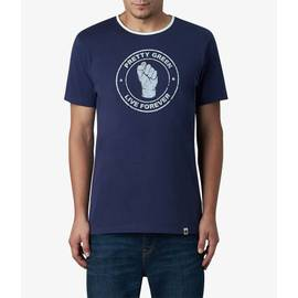 Navy Live Forever T-Shirt