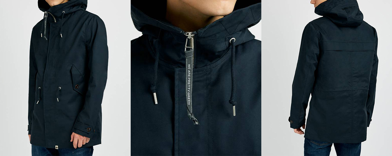 https://www.prettygreen.com/products/mens-bonded-cotton-hooded-parka-2632/?color=green&size=xs