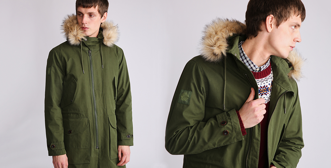 super popular c25bf 0cd41 The Parka: Style Or Utility | Pretty Green | Online Shop