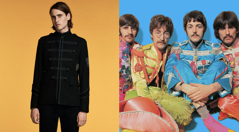 Pretty Green X The Beatles Design Details Outerwear Pretty Green Men S Clothing And Accessories