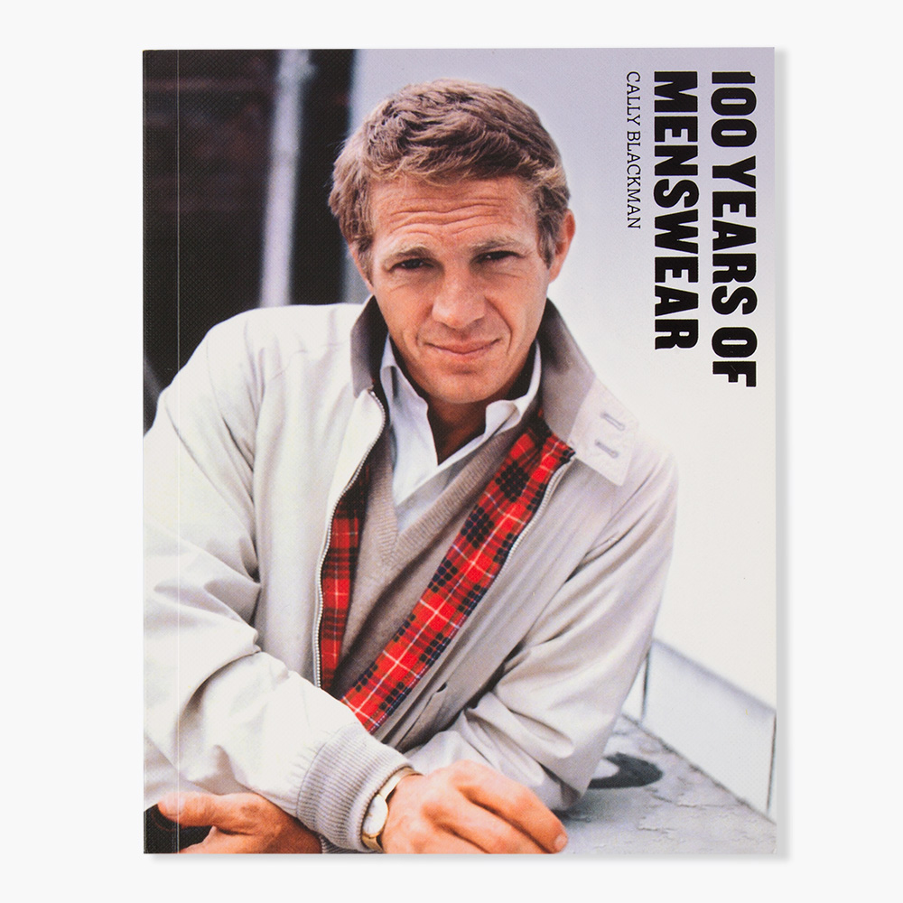 100 Years Of Menswear Book (Multi-Colour, One Size, Books)