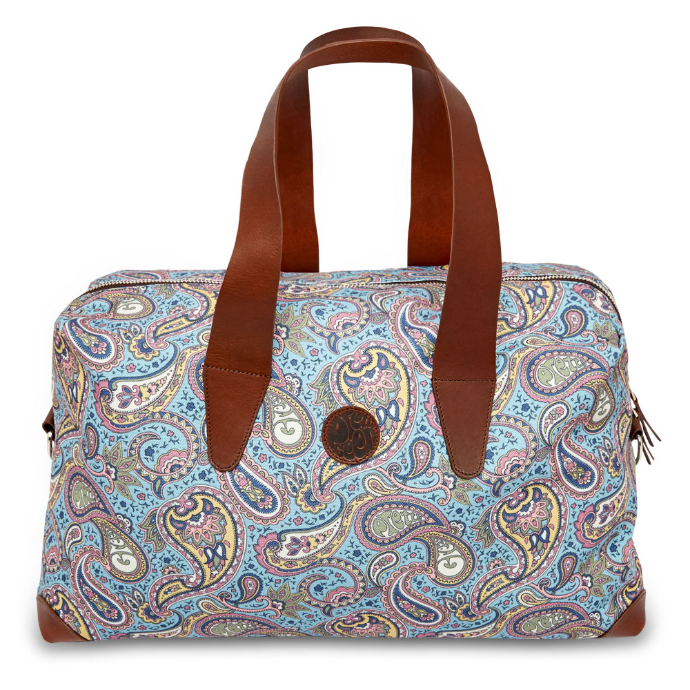 10th Anniversary Print Holdall (Vintage, One Size, Bags)