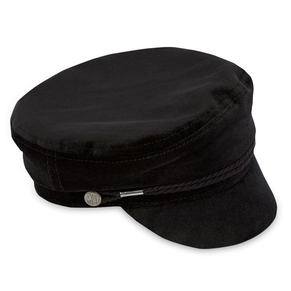 10th Anniversary Moleskin Hat (Black, L/XL, Hats)