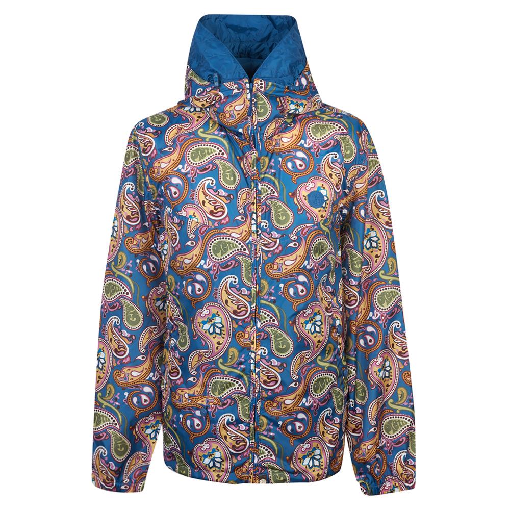ca5f26f97 Paisley Print Hooded Jacket