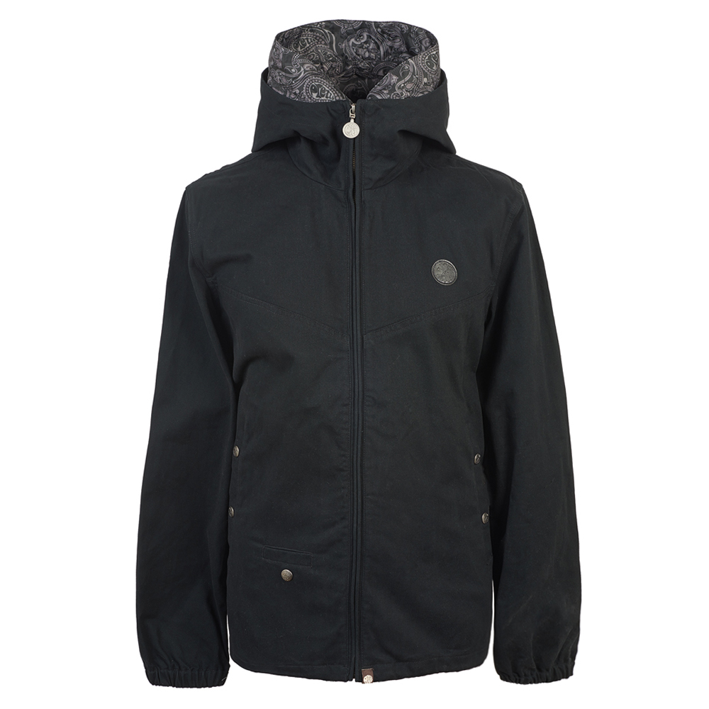 1931d2f1c Cotton Zip Up Hooded Jacket   Pretty Green