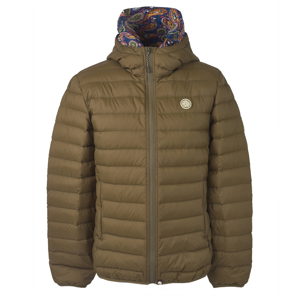 781572c9cbf Lightweight Quilted Hooded Jacket