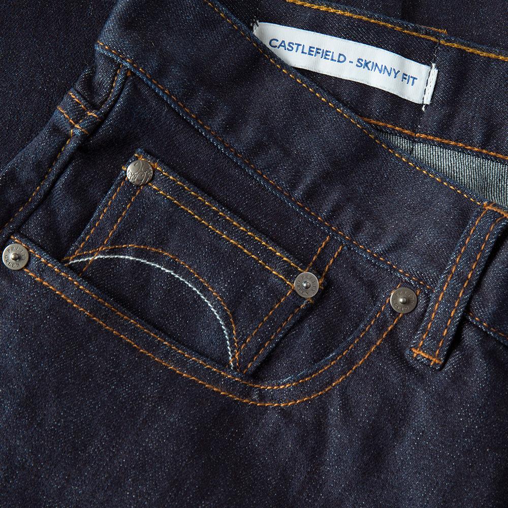 Castlefield Skinny Fit Jeans